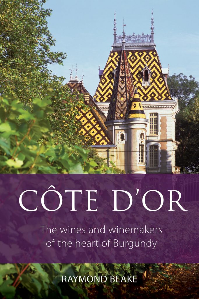 Raymond Blake delves into the Côte-d'Or