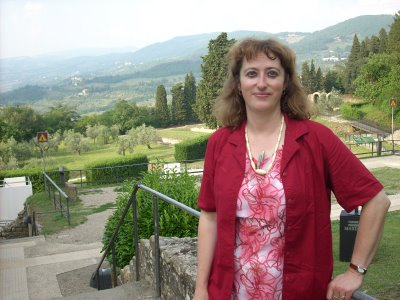 New member: Nicoletta Curradi