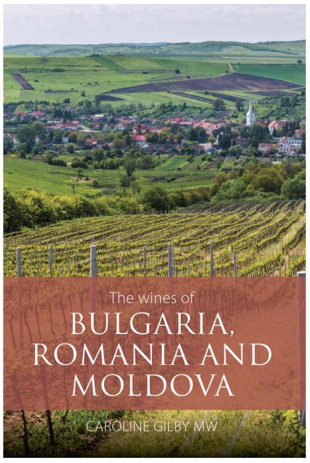 Caroline Gilby MW publishes guide to wines of Bulgaria, Romania and Moldova