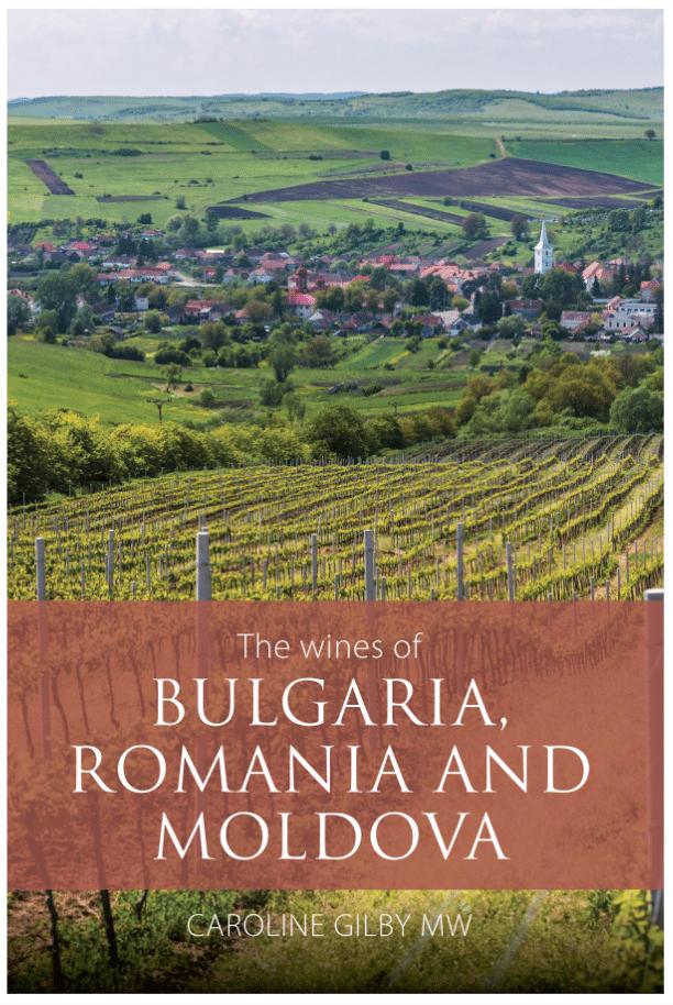 Caroline Gilby MW publishes guide to wines of Bulgaria, Romania and Moldova