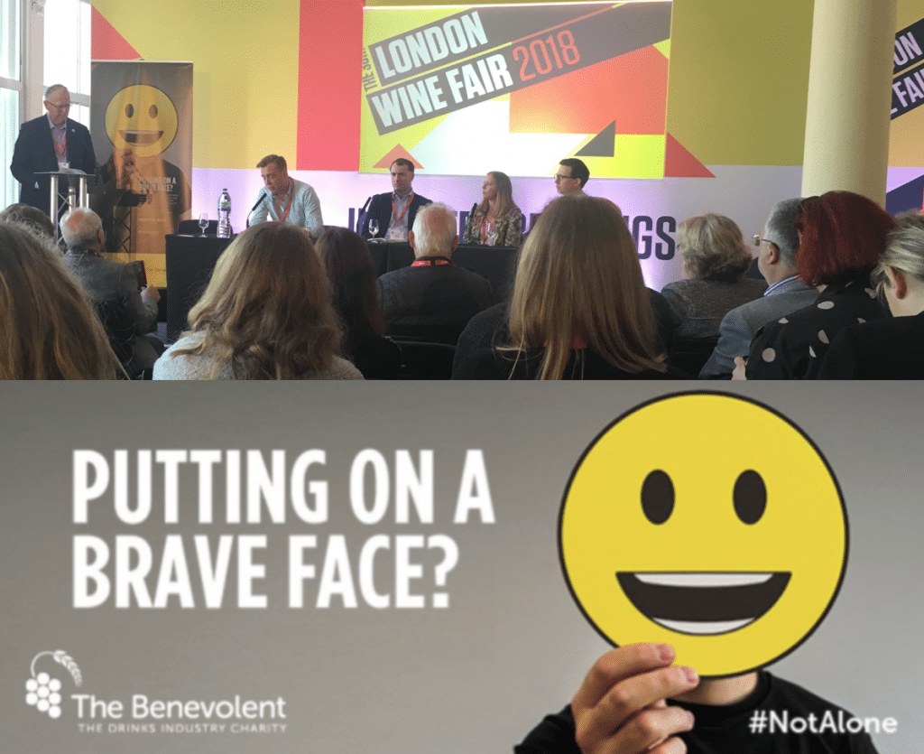 Benevolent's #NotAlone campaign makes debut at LIWF