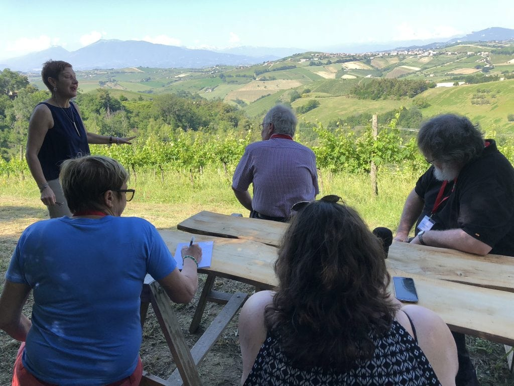 Delving into the Marche: CWW Trip Report 2018