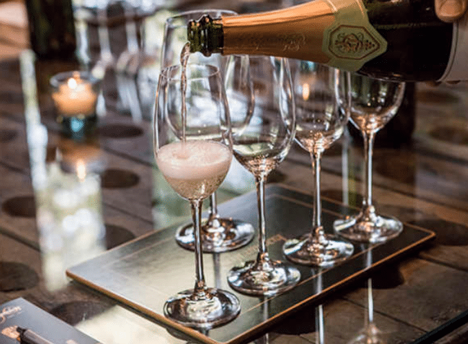 From base to bubble: a tasting with Schramsberg