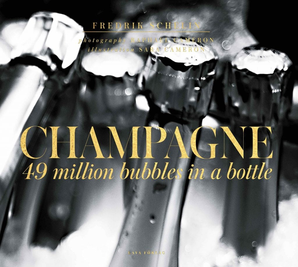 Fredrik Schelin's book on Champagne wins Swedish edition of Gourmand cookbook awards