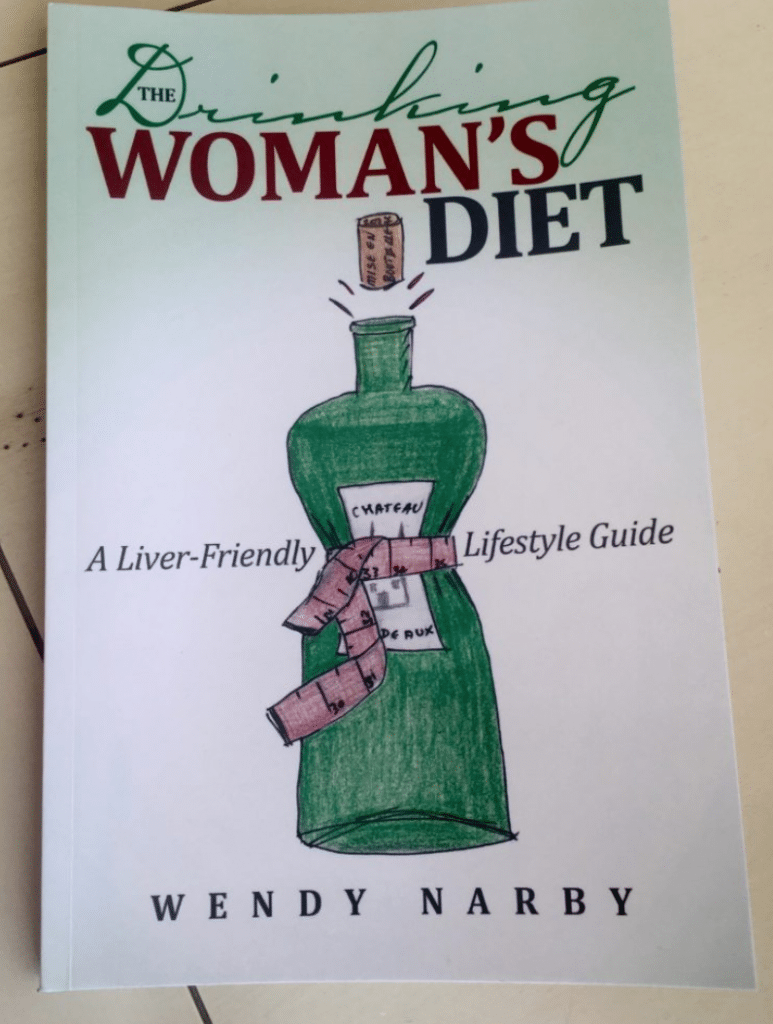 The drinking woman's diet: Wendy Narby's wellbeing guide for wine women