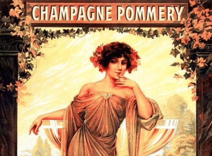 The Champagne widows