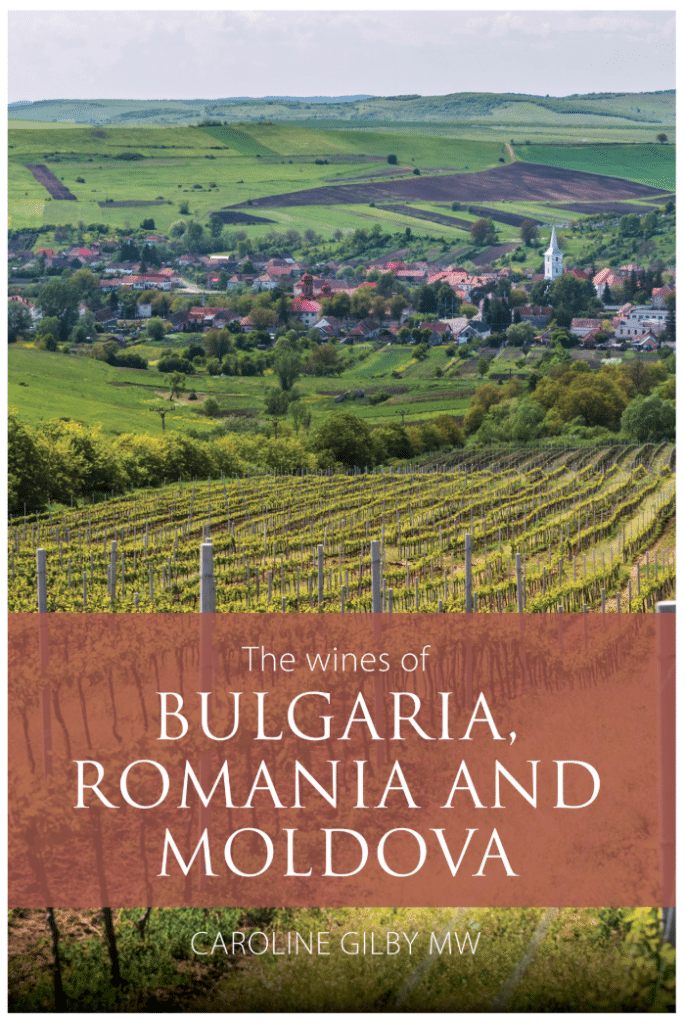 A timely tome: The wines of Bulgaria, Romania and Moldova