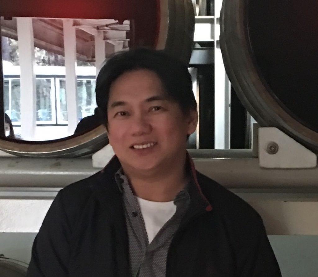 New Member: Sherwin Lao