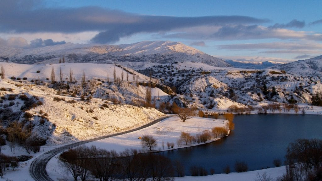 The anomaly that is Central Otago