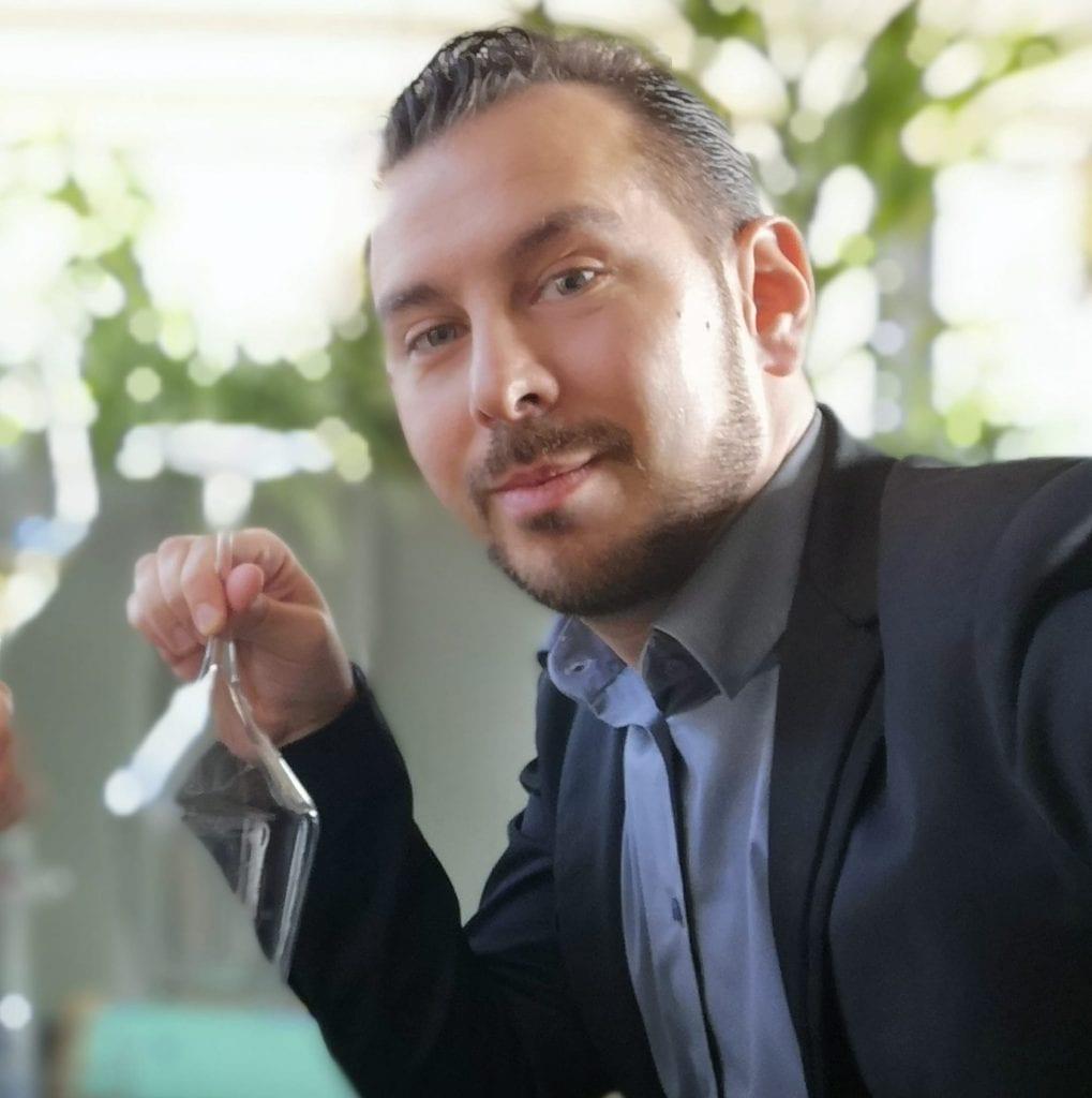 New Member: Davide Bortone