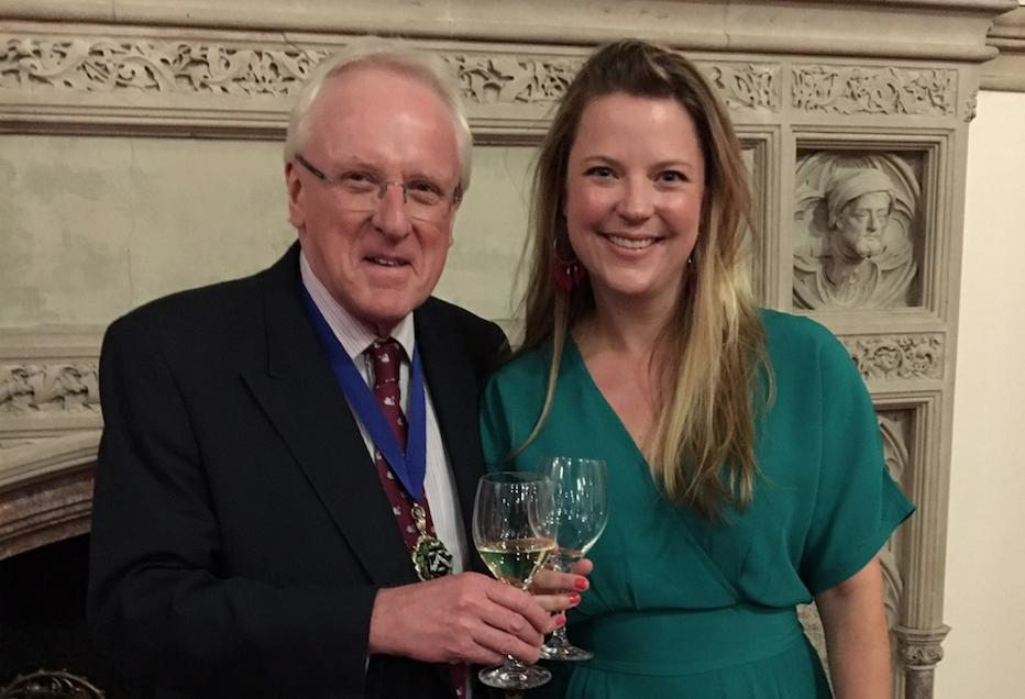 Circular Editor Amanda Barnes receives another award