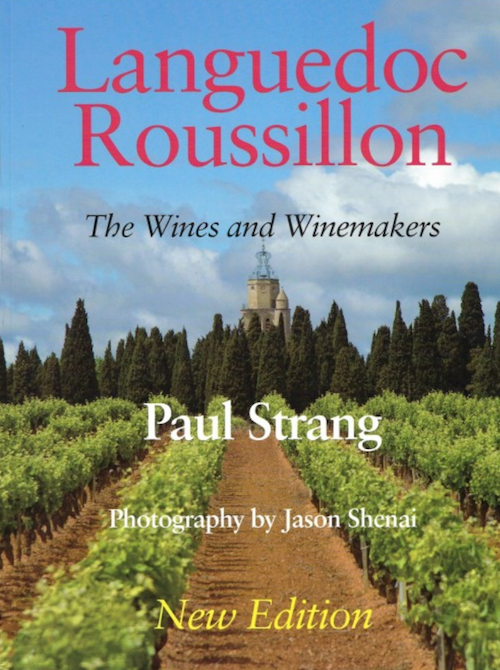 Paul Strang's Languedoc-Roussillon book awarded at Gourmand