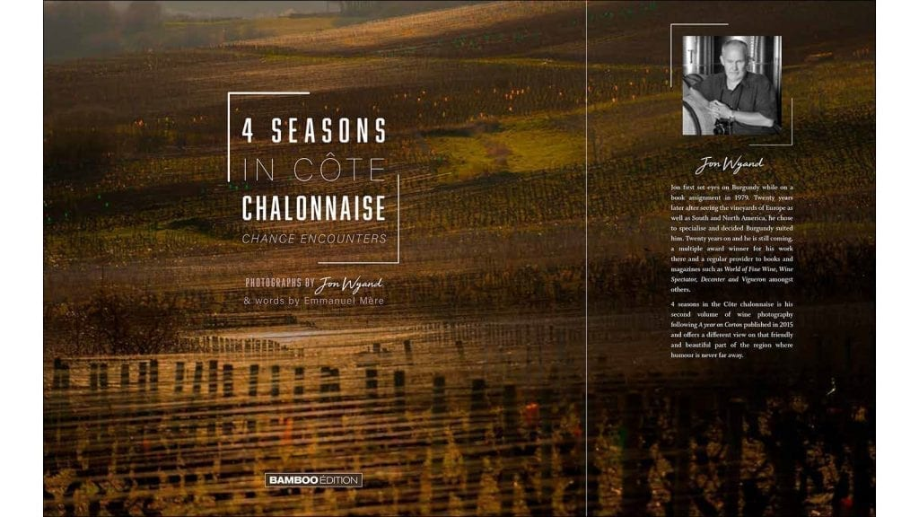 4 seasons in Côte Chalonnaise, Chance Encounters: Jon Wyand, Emmanuel Mère
