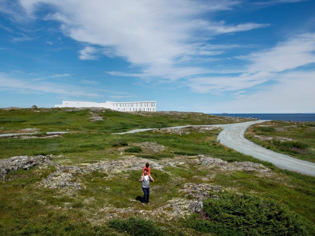 Nibbling on Newfoundland