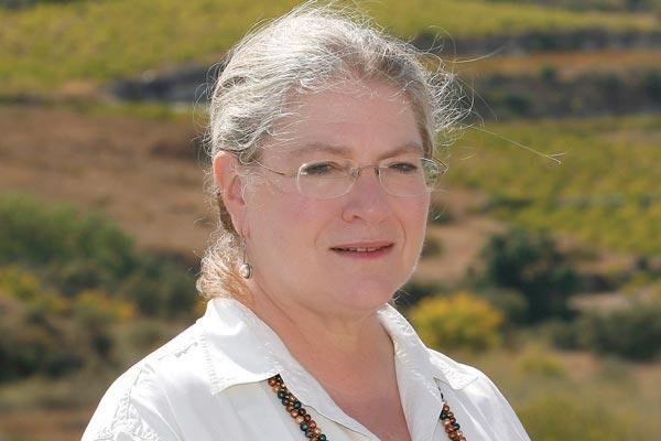 Meet the Friend: Angela Muir MW