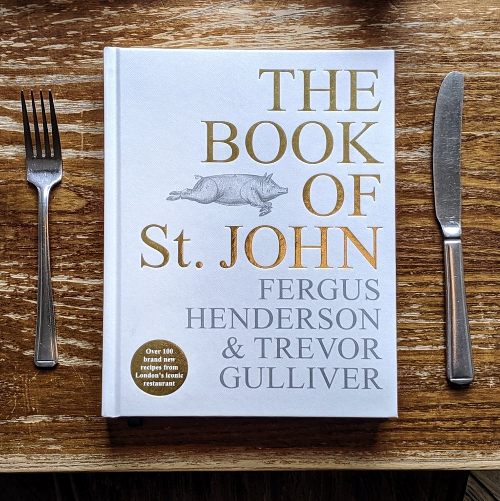 Book Review: The Book of St John