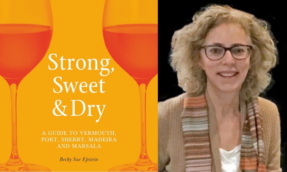 Book review: Strong, Sweet & Dry by Becky Sue Epstein