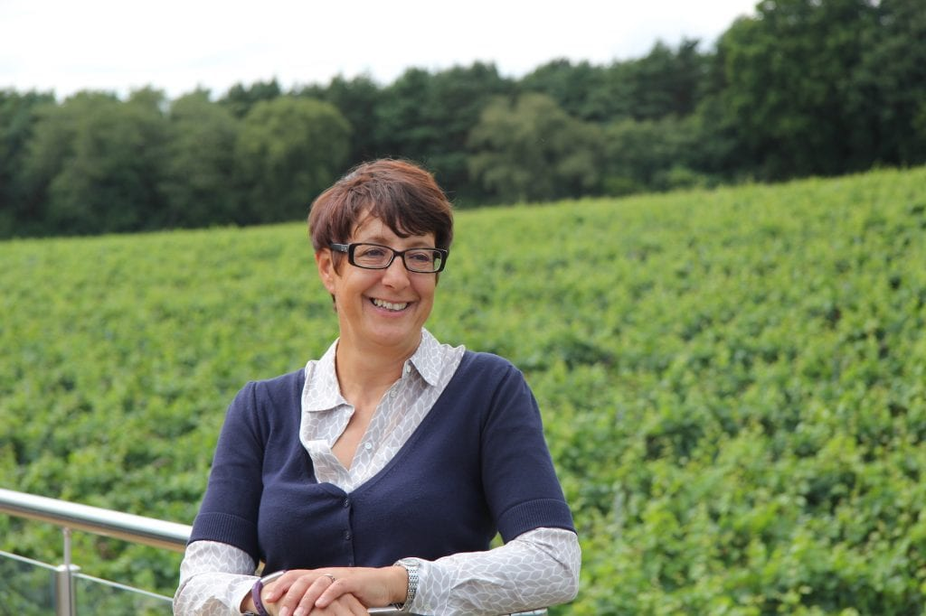 Meet the Friend: Sam Linter, Wine GB