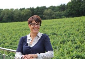 Sam Linter, Managing Director & Head Winemaker for Bolney Wine Estate.