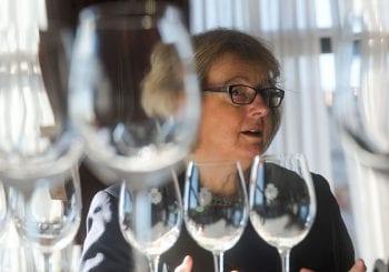 Sarah Jane Evans wine writer, Circle of Wine Writers interview