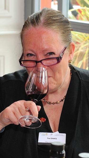 New Member: Sue Eames