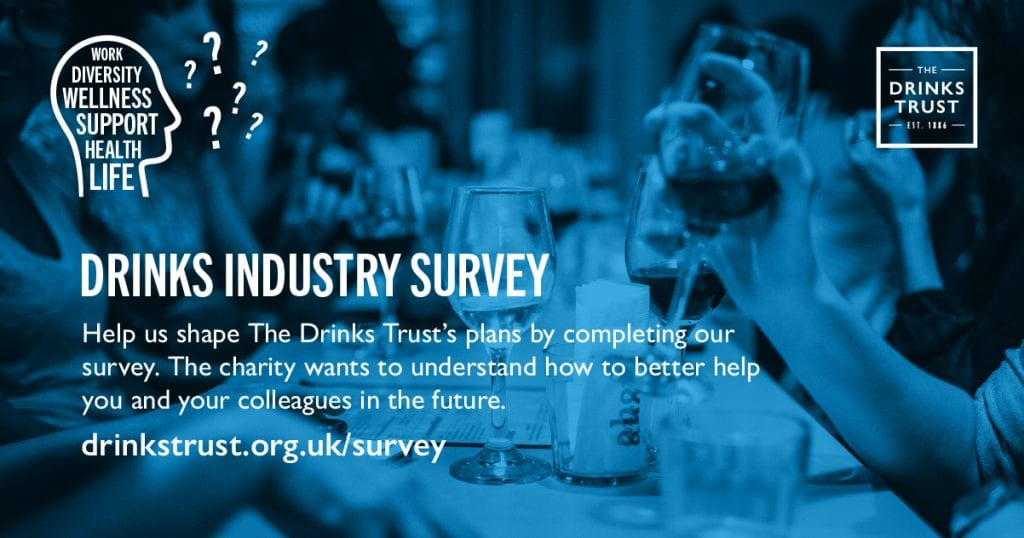 The Drinks Trust launches trade survey