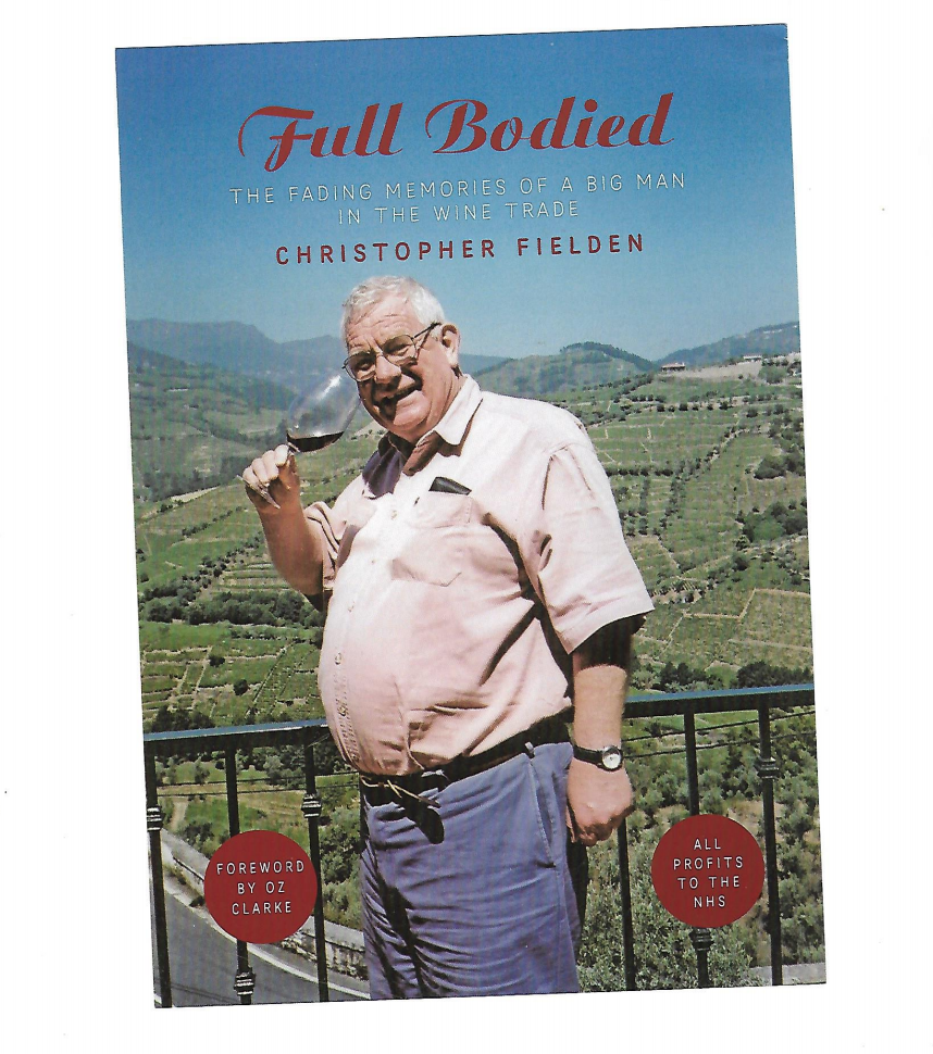 Full Bodied: The faded memories of a big man in the wine trade
