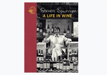 A life in wine Steven spurrier